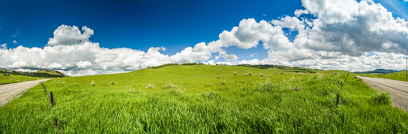 Sitzmark Meadow, Omak, Washington