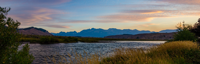 Salmon River, Lower Stanley, ID