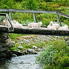 Bridge and sheep