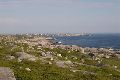 Swissair Flight 111 Memorial, Peggys Cove, Nova Scotia