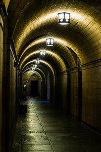 University of Pittsburgh Tunnel