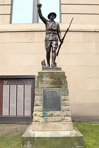 Doughboy Statue