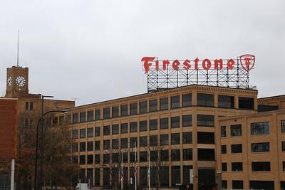 Firestone Sign