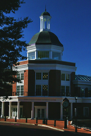 Baker Center, Ohio University; Athens, Ohio
