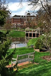 Baker Center, Ohio University; Athens, Ohio
