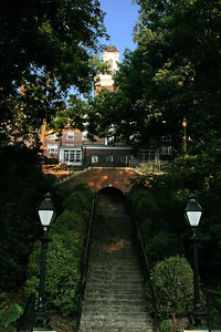 Bryan Hall Steps, Ohio University; Athens, Ohio