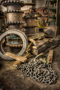 Chains and Rotors