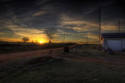 Midway Station, Mulhall, Oklahoma, USA