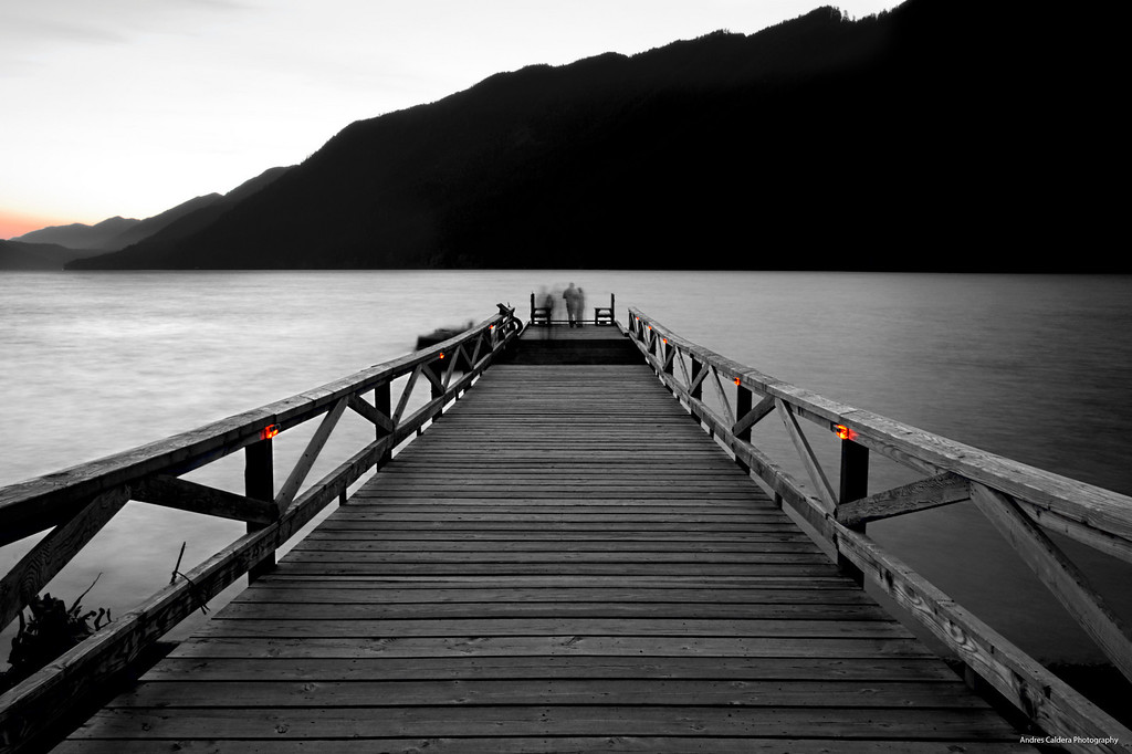 Lake Crescent Ghosts