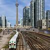 Toronto GO train.