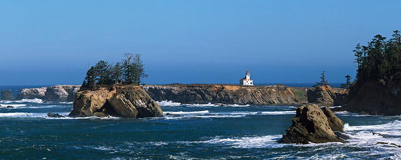 Arago Lighthouse, Oregon Coast