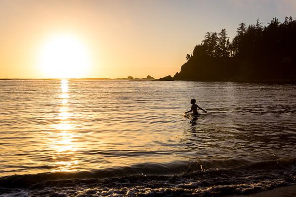 Sunset Swim, 2016