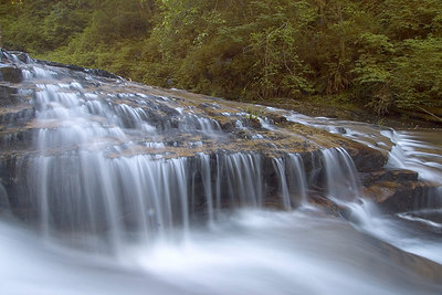 Sweet Creek Trail, Mapleton, Oregon