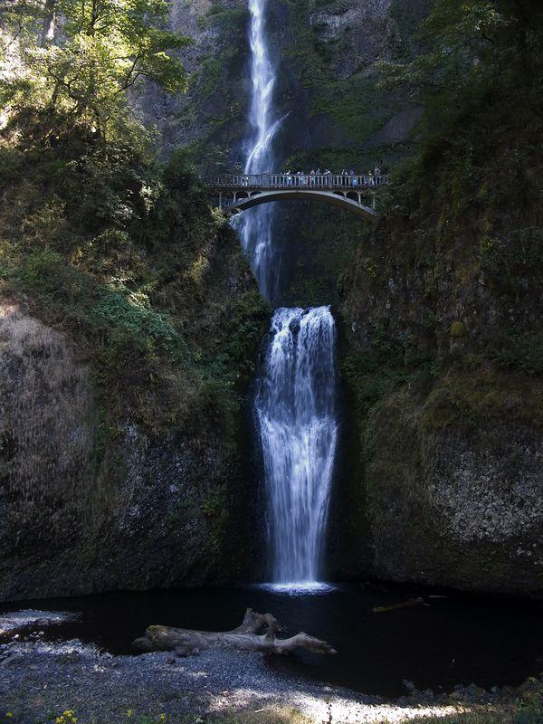 016Multnomah Falls
