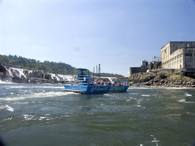 006Jet Boat