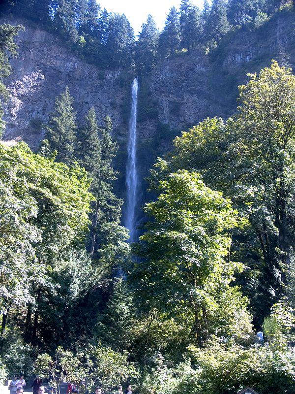 014Multnomah Falls