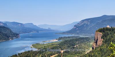 Nice hike and view...
