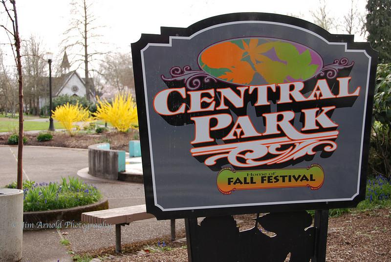 Central Park - Corvallis