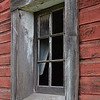 Barn Windows - Howard Buford Recreation Area