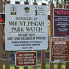 Pisgah Park Watch