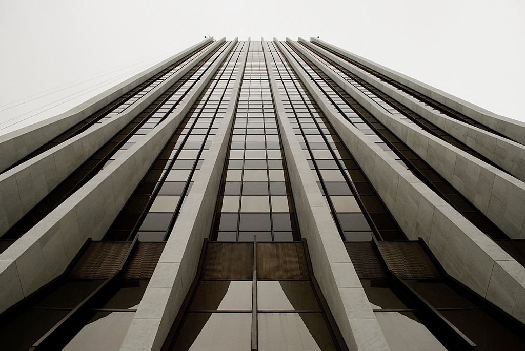 3-20-11  Wells Fargo Tower, Portland, Ore.  Portland, Oregon