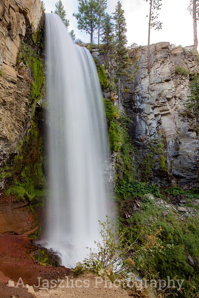 Tumalo Falls
