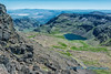 Wildhorse Lake, from near Steens summit
