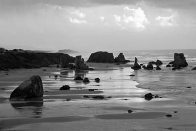 Beach at Bandon