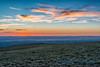 Sunset, east rim, Steens Mountain