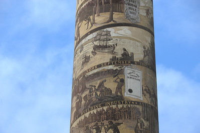 Astoria Column detail