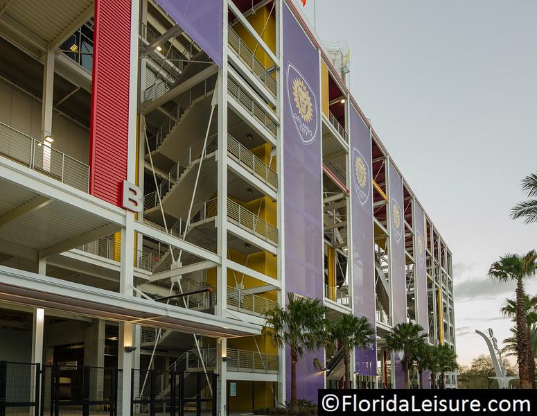 Orlando Citrus Bowl, Orlando, Florida - 3rd March 2015 (Photographer: Nigel G. Worrall)