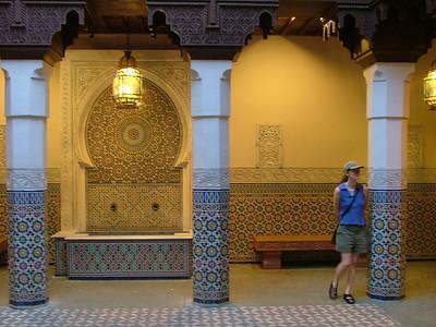 "Ca in ""Morocco"""