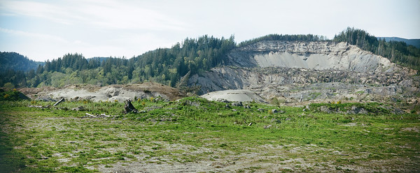 Oso Landslide, April 2016