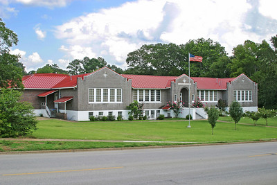 Linden High School, Linden, Alabama
