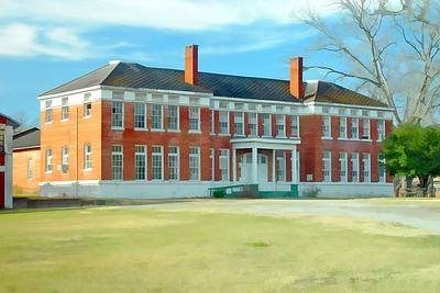 Marengo County High School, Thomaston, Alabama