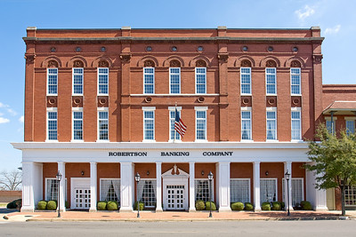 Robertson Banking Company - Main Office Demopolis, Alabama