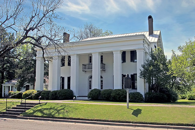 Bluff Hall, Demopolis, Alabama