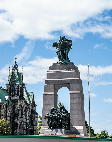 National War Memorial Tomb of the Unknown Soldier