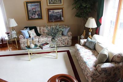 Living Room Makeover 2013