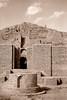 Iranian Ziggurat at Choga Zanbil. (Chogha Zanbil)