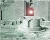 Choga Zanbil Ziggurat,  The glowing ball is a figment of my digital imagination.