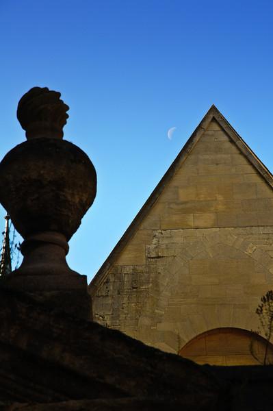 Bodleian Courtyard, Oxford