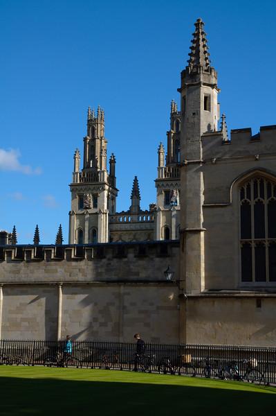 Oxford Spires