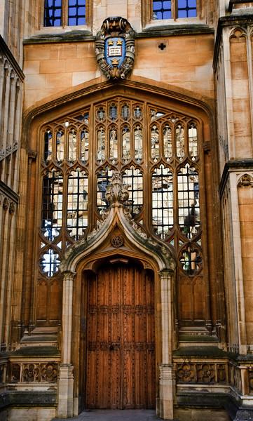 Ancient Doorway, Oxford