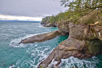 Cape Flattery Rocks