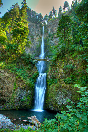 Multmomah Falls, Oregon