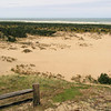 One of our first views at the Oregon Dunes National Recreation Area. (Tim, you'd love this place!) This was part of a weekend trip to the North Bend / Coos Bay area.