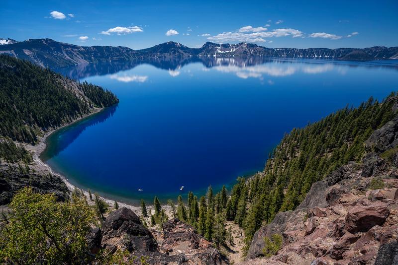 Crater Lake Dip