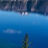 Crater Lake Vert Pano