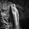 Salt Creek Falls from above